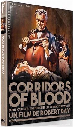 Corridors of blood (1958) (Collection Trésors du Fantastique, s/w)