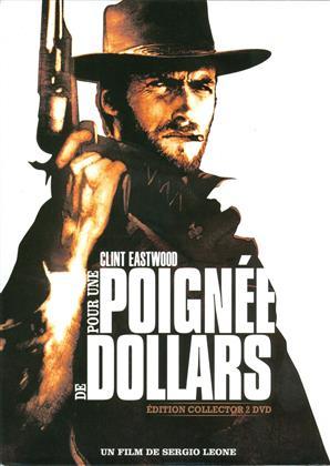 Pour une poignée de dollars (1964) (Collector's Edition, Digibook, 2 DVDs)