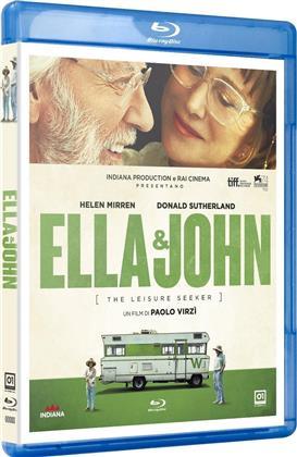 Ella & John - The Leisure Seeker (2017)