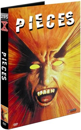 Pieces (1982) (Grosse Buchbox, Cover C, Remastered)