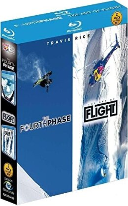 The Fourth Phase / The Art of Flight (2 Blu-rays)