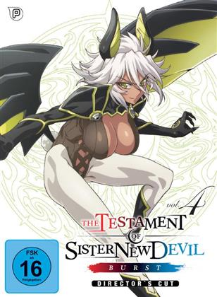 The Testament of Sister New Devil - Burst - Staffel 2 - Vol. 4 (Director's Cut)