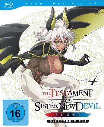 The Testament of Sister New Devil - Burst - Staffel 2 - Vol. 4 (Director's Cut)