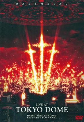 Babymetal - Live at Tokyo Dome (2 DVDs)