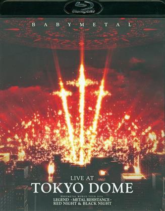 Babymetal - Live at Tokyo Dome (2 Blu-rays)