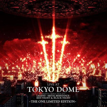 Babymetal - Live at Tokyo Dome (Limited Edition, 2 Blu-rays)
