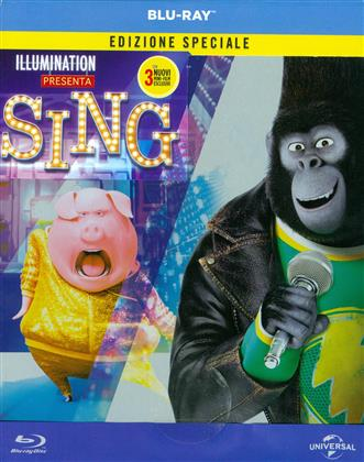 Sing (2016) (Edizione Limitata, Edizione Speciale, Steelbook)