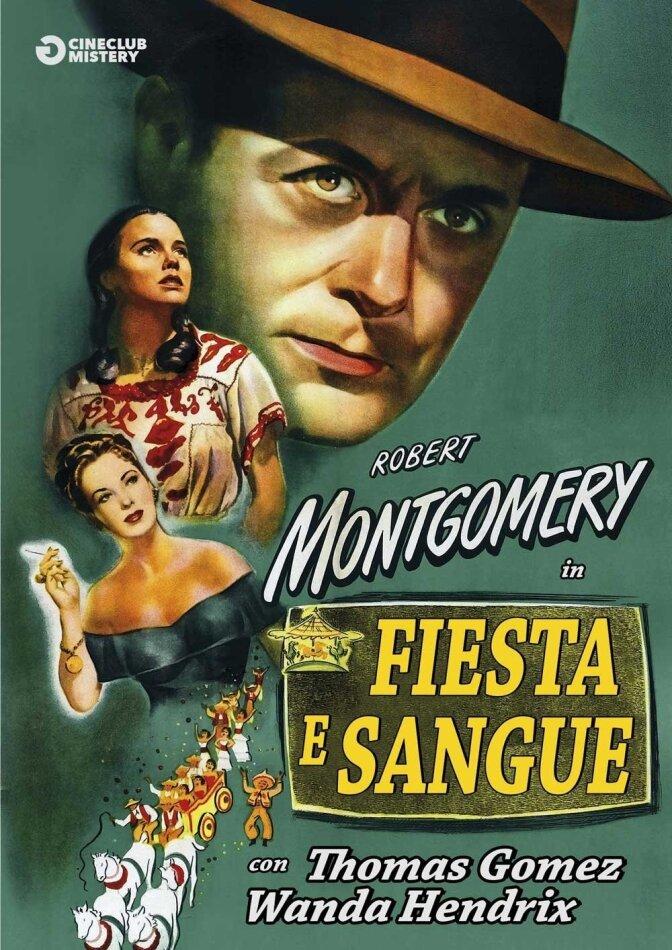 Fiesta e sangue (1947) (s/w)