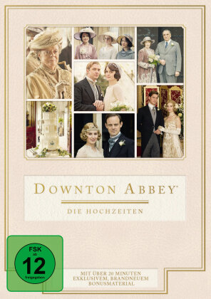 Downton Abbey - Die Hochzeiten (3 DVDs)