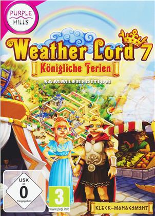 Purple Hills: Weather Lord 7 - Königliche Ferien