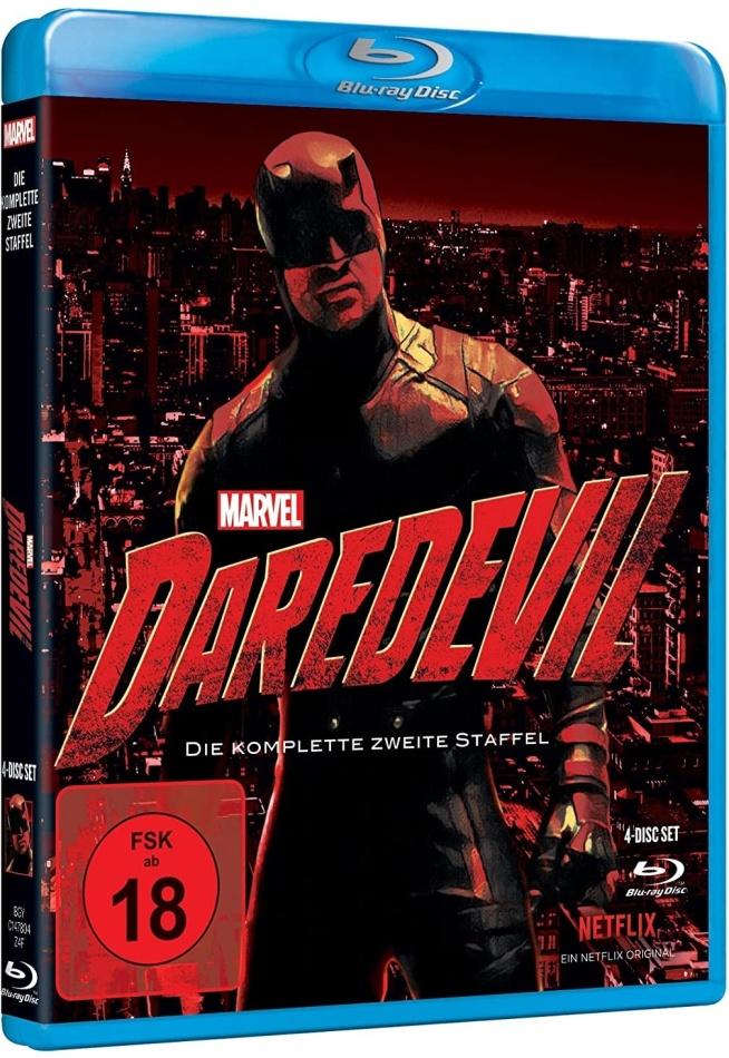 Daredevil - Staffel 2 (4 Blu-rays)