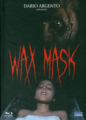 Wax Mask (1997) (Cover A, Limited Edition, Mediabook, Blu-ray + DVD)