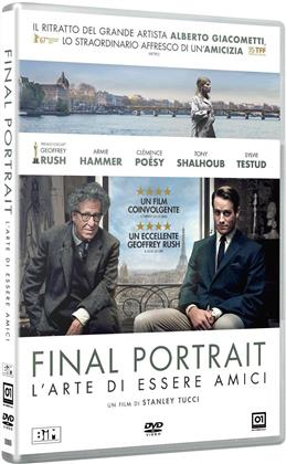 Final Portrait - L'arte di essere amici (2017)