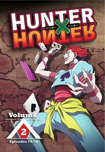Hunter X Hunter - Volume 2 (2011) (2 DVDs)