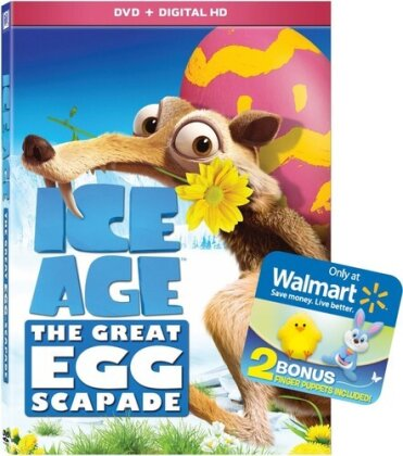 Ice Age - The Great Egg-Scapade