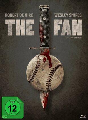 The Fan (1996) (Limited Edition, Mediabook, Blu-ray + DVD)