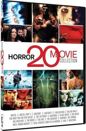 Horror 20 Movie Collection (5 DVDs)