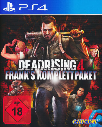 Dead Rising 4: Franks Komplettpaket (100% UNCUT) (German Edition)