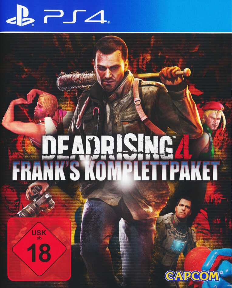 Dead Rising 4: Franks Komplettpaket (100% UNCUT) (German Edition)
