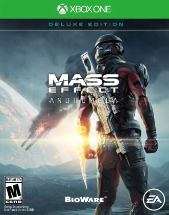 Mass Effect Andromeda (Deluxe Edition)