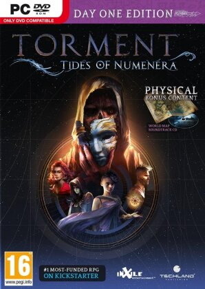 Torment: Tides of Numenera (Day One Edition)