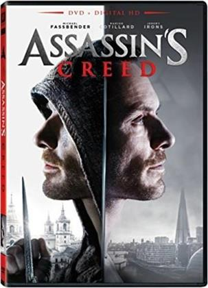 Assassin's Creed (2016) (Widescreen)
