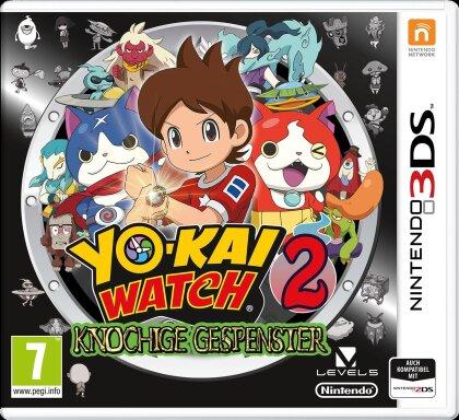 Yo-Kai Watch 2: Knochige Gespenster