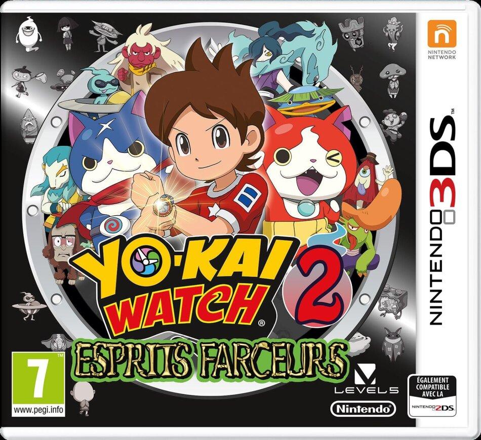 Yo-Kai Watch 2: Esprits Farceurs