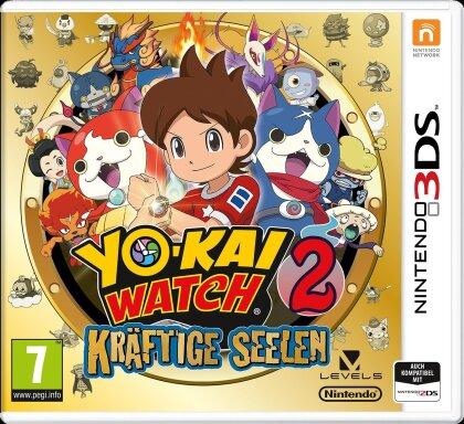 Yo-Kai Watch 2: Kräftige Seelen