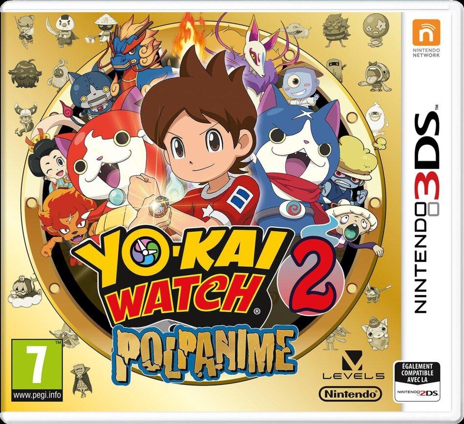 Yo-Kai Watch 2: Fantômes Bouffis