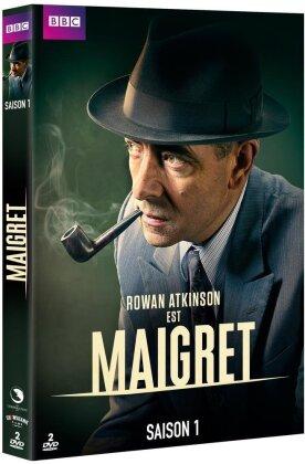Maigret - Saison 1 (2016) (BBC, 2 DVDs)