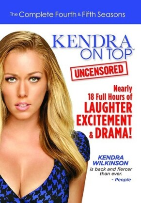 Kendra on Top - Season 4 & 5 (4 DVDs)