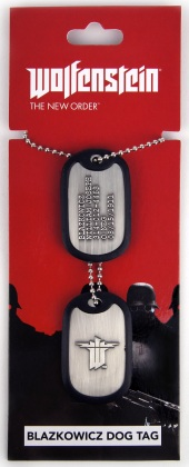 Wolfenstein: Blazkowicz - Dog Tags