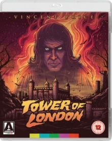 Tower Of London (1962) (s/w, Blu-ray + DVD)
