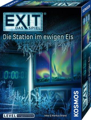 EXIT - Das Spiel: Die Station im ewigen Eis