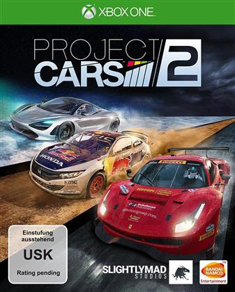 Project Cars 2 (German Edition)