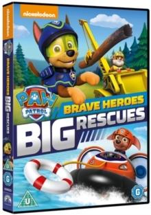 Paw Patrol - Brave Heroes - Big Rescues