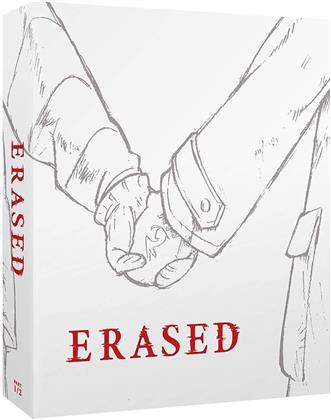 Erased - Season 1 - Part 1 (2016) (Collector's Edition, 2 Blu-rays)