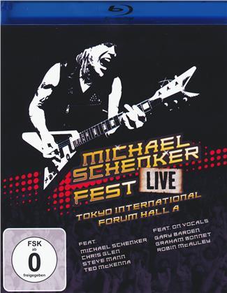 Michael Schenker - Fest: Live Tokyo International Forum Hall A