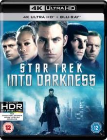 Star Trek 12 - Into Darkness (2013) (4K Ultra HD + Blu-ray)