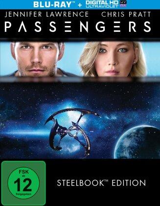 Passengers (2016) (Steelbook)