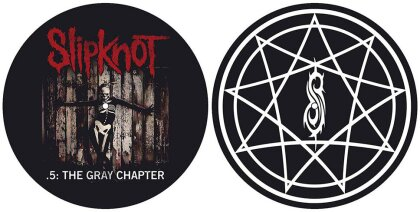 Slipknot Slipmat Set - The Gray Chapter
