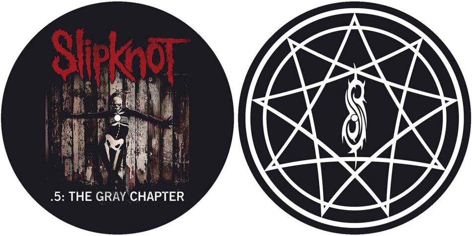 Slipknot Slipmat Set - The Gray Chapter