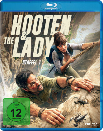Hooten & The Lady - Staffel 1 (2 Blu-rays)