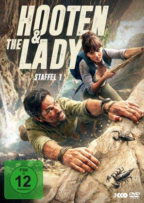 Hooten & The Lady - Staffel 1 (3 DVDs)