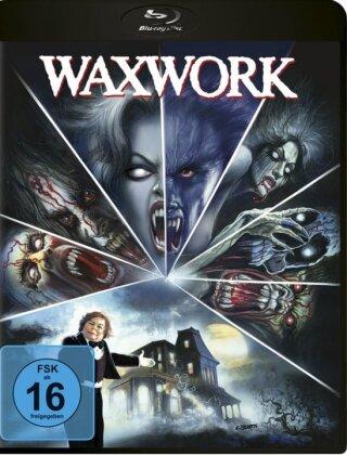 Waxwork (1988) (Cover A, Uncut)