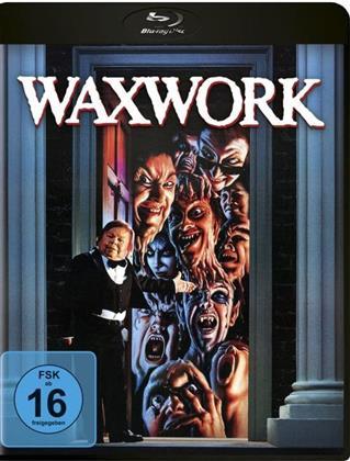 Waxwork (1988) (Cover B, Uncut)