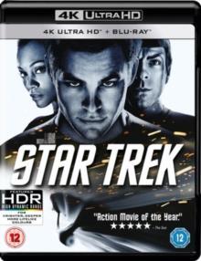 Star Trek 11 (2009) (4K Ultra HD + Blu-ray)