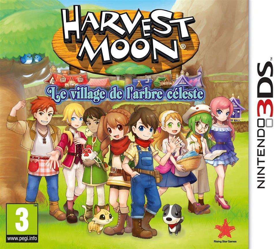 Harvest Moon - Le village de l´abre cèleste