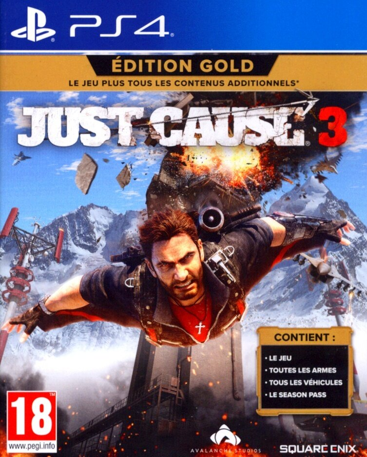 Just Cause 3 (Gold Edition)